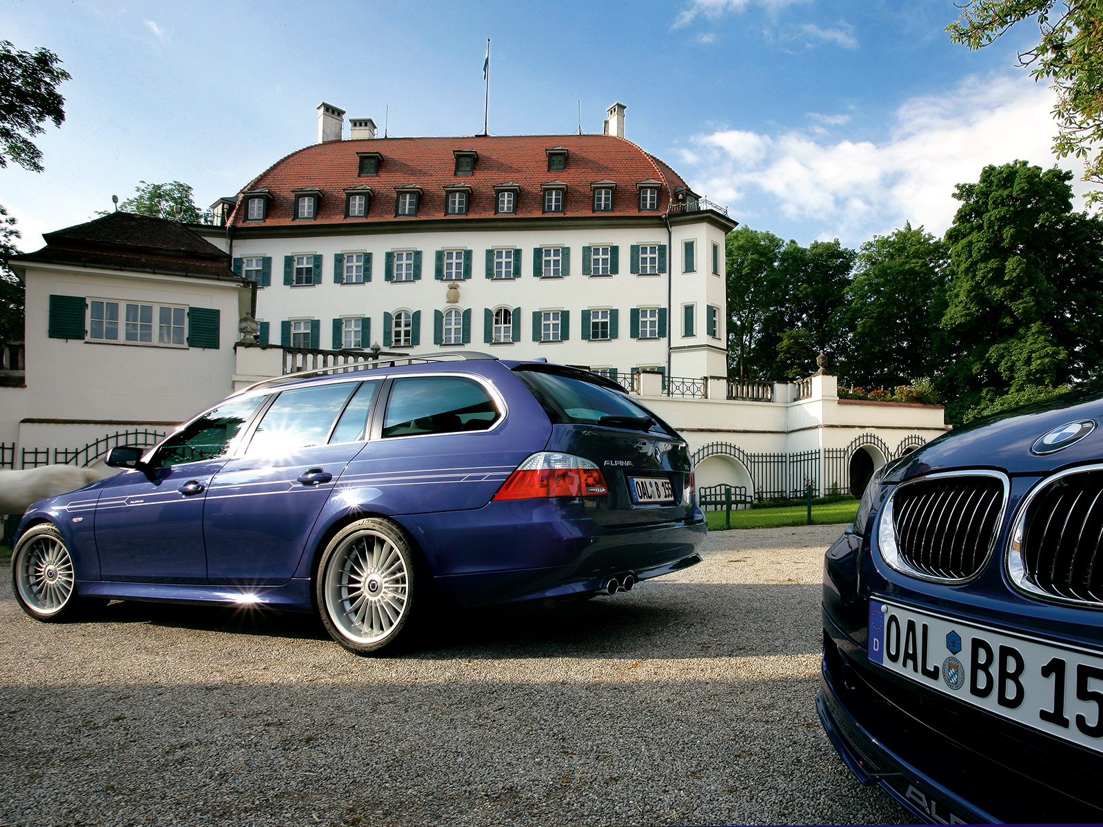 bmw 5 series e60 61 alpina automobiles. Black Bedroom Furniture Sets. Home Design Ideas