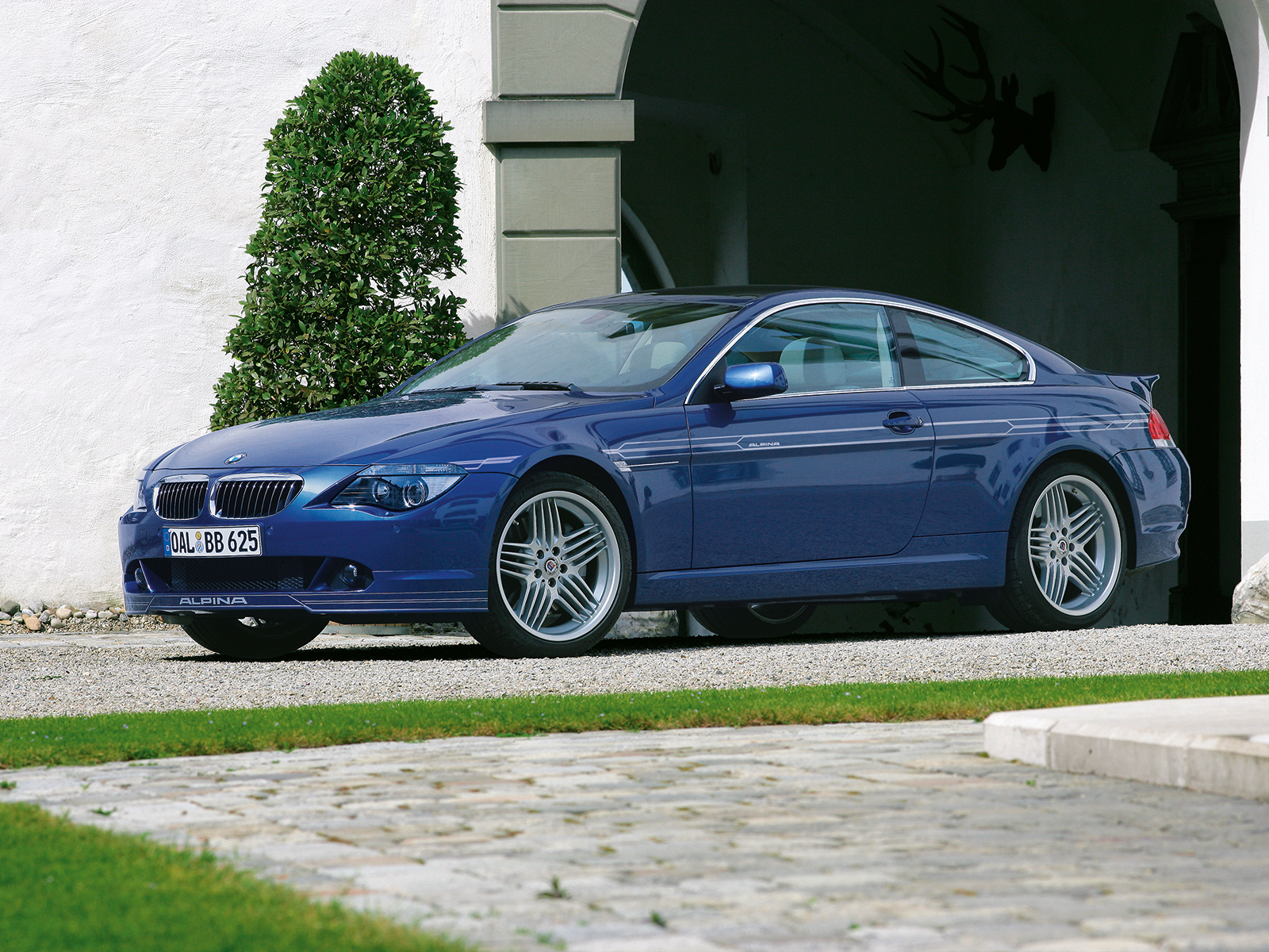 Bmw 6 Series E63 64 Alpina Automobiles